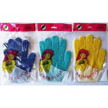 A2 Мочалка перчатка