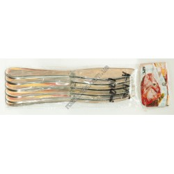 A175 Нож кухонный однотонный