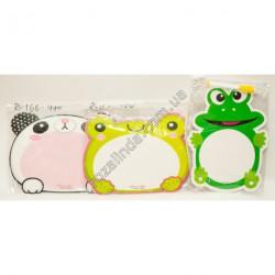 """R166 Доска для рисования детская с фломастером """"Животные"""""""