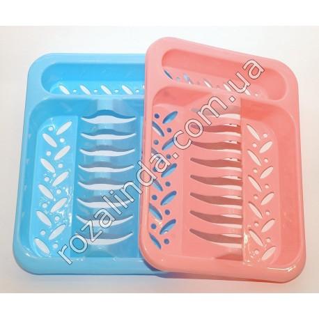 А699 Сушилка для посуды цветная (32 х 23 см)
