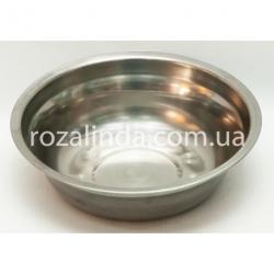 R227 Миска металл (диаметр 22 см) большая