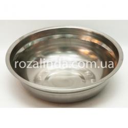 R226 Миска металл (диаметр 18 см) малая