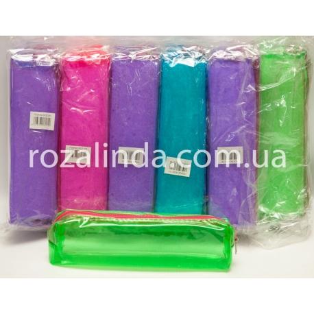 R171 Пенал цветной однотонный