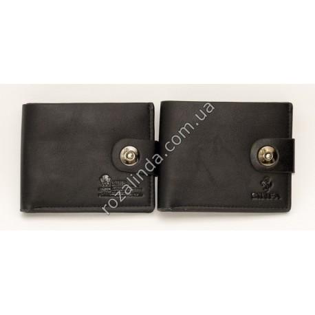 А1107 Мужской кошелёк (11 х 9,5 см)