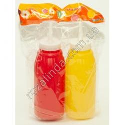 A555 Набор бутылочек кетчук + майонез