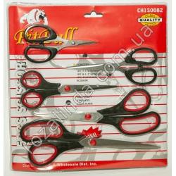 A367 Набор ножниц 5 шт. на блистере