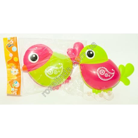 "R535 Подставка для зубных щёток ""Птичка"" (21 х 15 см)"