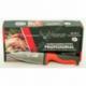 R496 Нож 5№ красно-чёрная ручка (25 см)