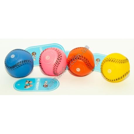 R514 Мячик для животных с пищалкой (диаметр 6 см)