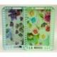 """R53 Разнос прямоугольный ажурный с ручками """"Flower"""" (34 х 23 см)"""