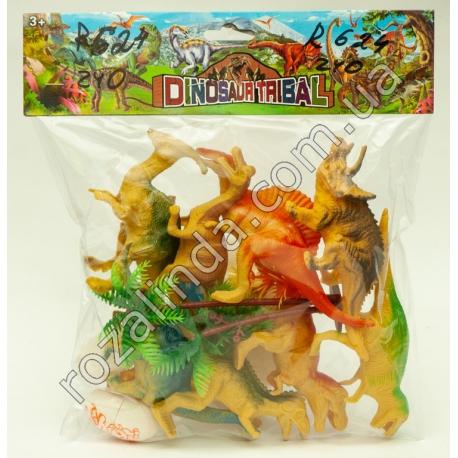 R624 Динозавры (набор)