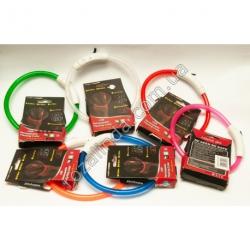R520 LED ошейник для собак (светящийся) с зарядкой USB (50 см)