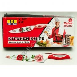 R555 Нож кухонный металло-керамика 26 см