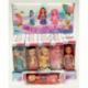 """R597 Кукла """"Beauty Sparkle"""" (16 х 4,5 см)"""