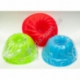 R606 Форма для кекса 1 шт. большая с отверстием (силиконовая) (Ø22 см) (170 г)