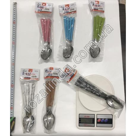 R631 Ложка столовая усиленная ручка (248 г)