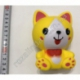 """R726 Игрушка - сквиш """"Kitty"""" (11 х 8 х 6,5 см)"""