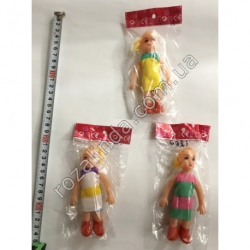 R717 Кукла - пупс (12 х 6 см)