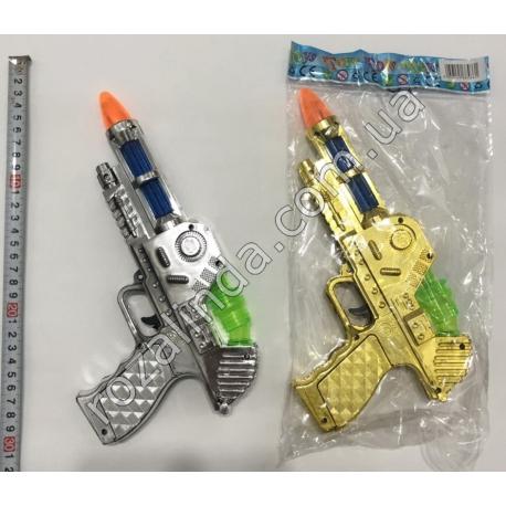 R707 Пистолет (музыка + светится) (26 х 14 см)