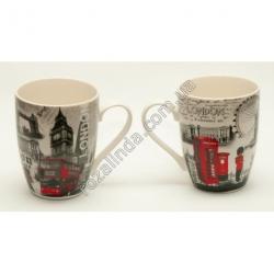 """R794 Чашка """"London"""" (10 х 8 см)"""""""