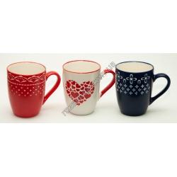 R793 Чашка с рисунком (10 х 8 см)