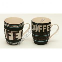"R790 Чашка ""Coffee"" матовая (10 х 8 см)"""