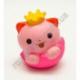 """R687D Сквиш - антистресс """"Котёнок с короной"""" (12 х 9 х 9 см)"""