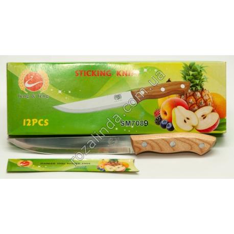 R676 Нож с деревянной ручкой 58 г (26 см)