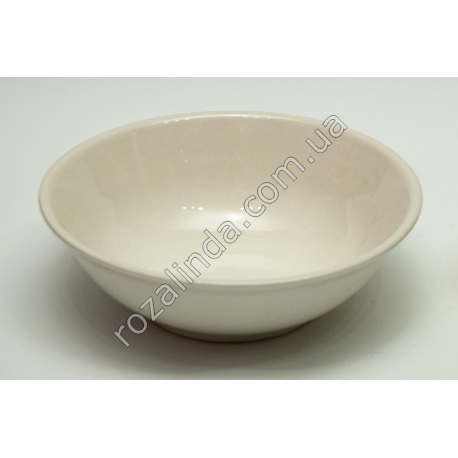 R832 Тарелка суповая Ø15 см глубина 4,5 см