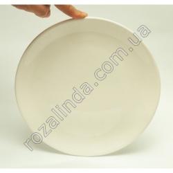 R781 Тарелка стеклокерамика д/втор. блюд Ø23 см