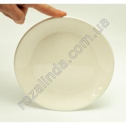 R779 Тарелка стеклокерамика д/втор. блюд Ø18 см