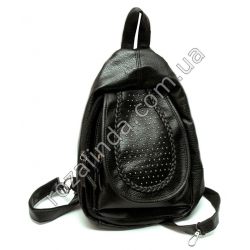 A1136 Рюкзак маленький кожзам (33 х 23 х 10 см)