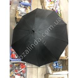 R477 Зонт чёрный + серебро