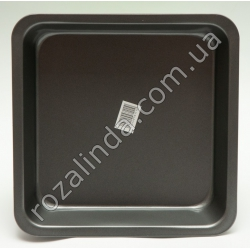 R843 Форма для запекания тефлон квадратная (22,5 х 22,5 х 4,5 см) 208 г