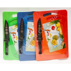 A637 Набор 2 доски + нож