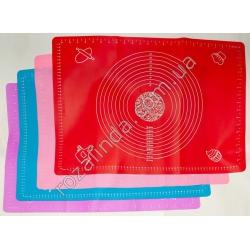 R1010 Коврик для раскатки теста силикон (64 х 45 см) 300 г