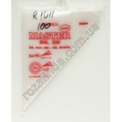 R1011 Мешок кондитерский одноразовый 100 шт./уп. (23,5 х 17,5 см) Размер: S