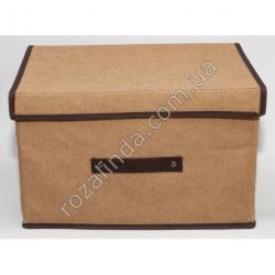 M9 Ящик ПВХ для хранения вещеё, однотонный, ткань 418 г