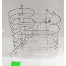 M50 Сушилка для столовых приборов с поддоном овал, нерж. сталь 142 г