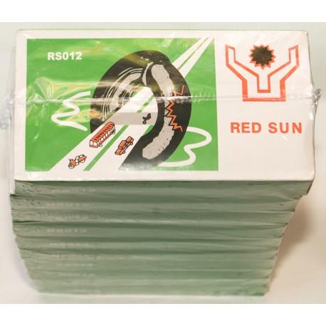 А568 Набор: латки + клей RED SUN RS012