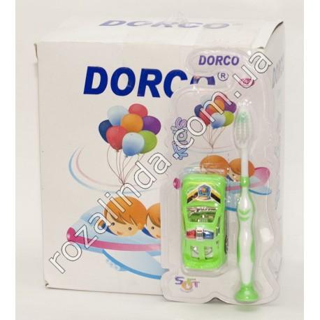 А865 Зубная щётка + машинка игрушка