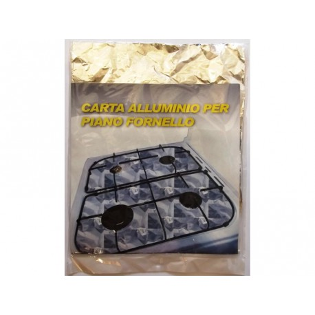A308 Фольга для газовой плиты (плотная) 50 х 60 см