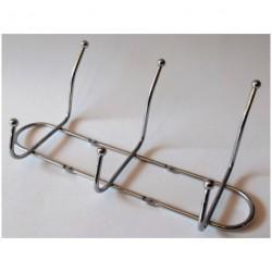 A226 Вешалка метал.3 крючка