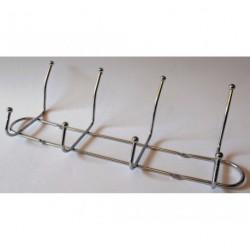 A227 Вешалка метал. 4 крючка