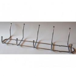 A228 Вешалка метал. 5 крючков