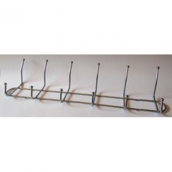 A229 вешалка метал. 6 крючков