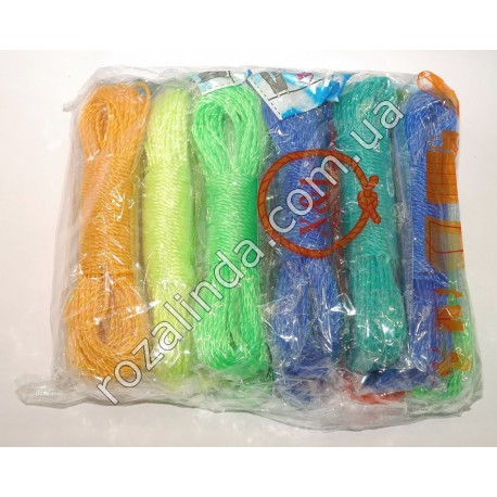 A632 Верёвка 20 м пластик
