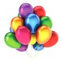 Надувные шары, мячи